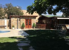 Beautiful Apartment Rent With Pool - Villanueva de la Cañada - Building