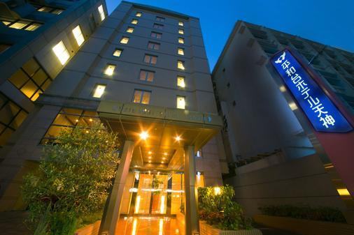 Heiwadai Hotel Tenjin - Fukuoka - Rakennus