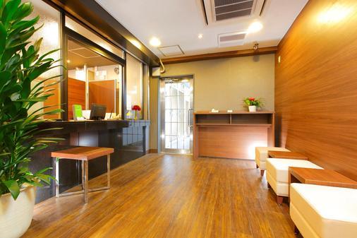 Flexstay Inn Kawasaki Ogawacho - Kawasaki - Rezeption