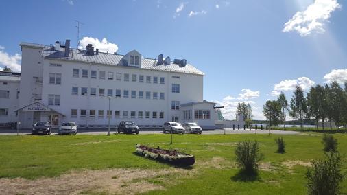 Hotelli Pohjanranta - Kemi - Rakennus