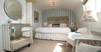 Hamiltons Boutique Hotel - Southend-on-Sea - Bedroom