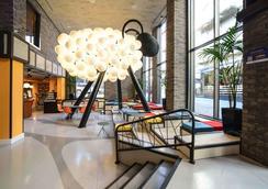 第比利斯中心宜必思尚品酒店 - 第比利斯 - 大廳