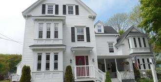Bayberry House Bed and Breakfast - Boothbay Harbor - Edifício