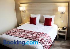 Le Vauxois - Le Montsaugeonnais - Bedroom