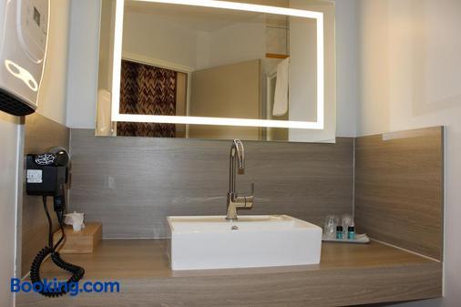 Le Vauxois - Le Montsaugeonnais - Bathroom