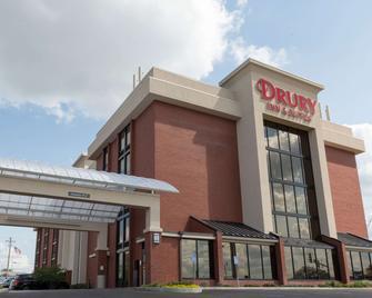 Drury Inn & Suites Columbia Stadium Boulevard - Columbia - Building