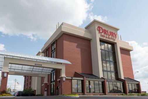 Drury Inn & Suites Columbia Stadium Boulevard - Columbia - Rakennus
