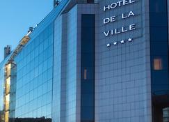 Shg Hotel De La Ville - Vicenza - Rakennus