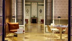 Axel Hotel Madrid - Adults Only - Madrid - Lobby