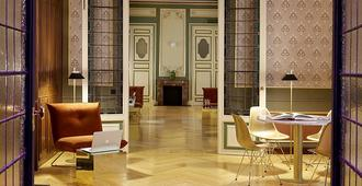 Axel Hotel Madrid - Adults Only - Madrid - Resepsjon