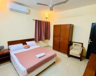 City Guest - Джибуті - Bedroom