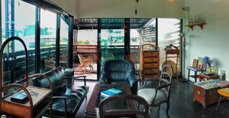 Five Elements Hostel Taipei - Taipei City - Living room