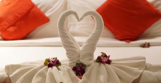 Am Samui Resort - קו סאמוי - נוחות החדר