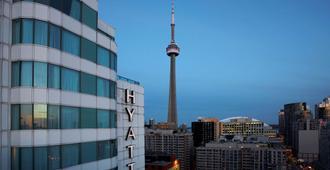 Hyatt Regency Toronto - Toronto - Utsikt