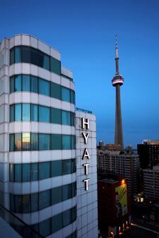 Hyatt Regency Toronto - Торонто - Здание