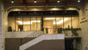 Hotel Moncloa - São Paulo - Edificio