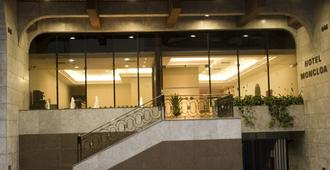 Hotel Moncloa - סאו פאולו - בניין
