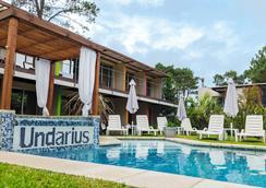 Undarius Hotel - Clothing Optional Hotel For Gay Men - Chihuahua - Pool