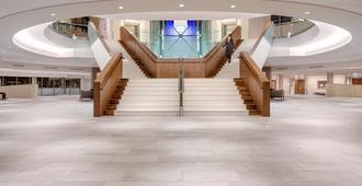 Hyatt Regency Denver Tech Center - דנבר - מדרגות