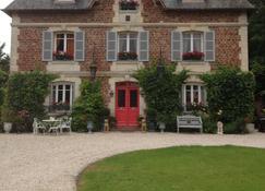 Manoir Des Lions de Tourgéville - Довиль - Здание