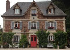 Manoir Des Lions de Tourgéville - Deauville - Κτίριο