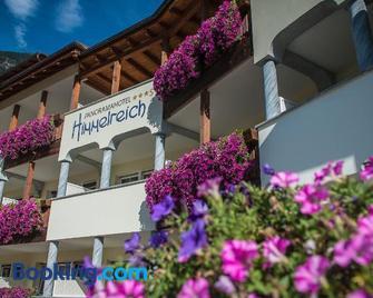 Panorama Hotel Himmelreich - Castelbello-Ciardes/Kastelbell-Tschars - Gebouw