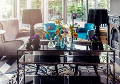 Carlton Square Hotel - Χάαρλεμ - Σαλόνι ξενοδοχείου