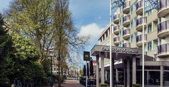 Carlton Square Hotel - Haarlem - Bygning