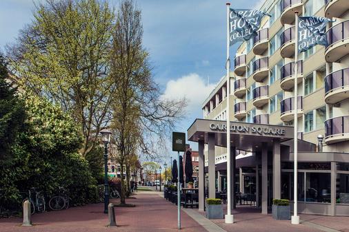 Carlton Square Hotel - Haarlem - Building