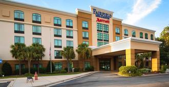 Fairfield Inn & Suites Valdosta - Valdosta - Edificio