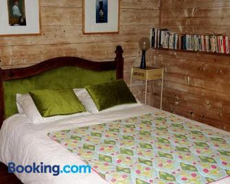 Maison du chat bleu - Кліссон - Bedroom
