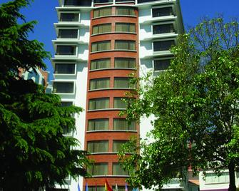Ritz Apart Hotel - La Paz - Edificio