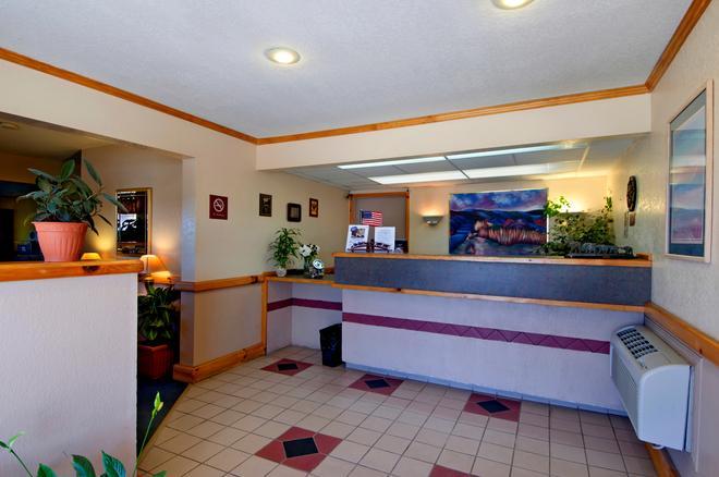 Americas Best Value Inn - Garden City - Garden City - Vastaanotto