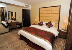 Alhamra Hotel - Sharjah - Bedroom