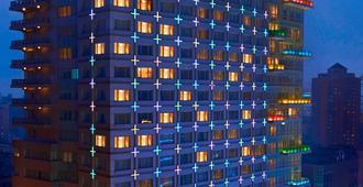 Four Points by Sheraton Shanghai, Daning - Shangai - Edificio