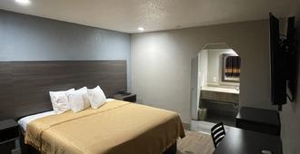 Southmore Boulevard Motel - יוסטון - חדר שינה
