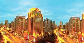 Yutong Hotel - Cantón - Vista del exterior