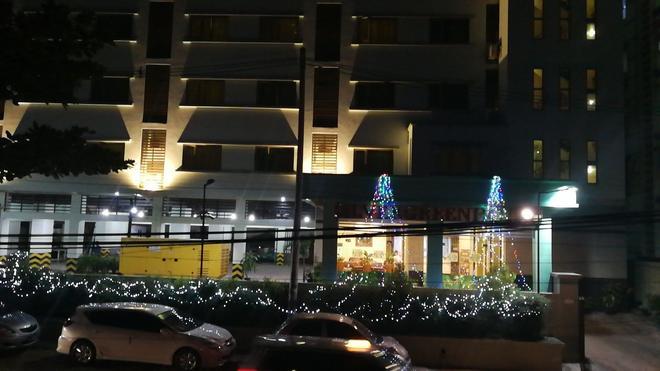 Silver Green Hotel Yangon - Yangon - Rakennus