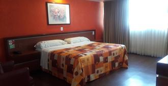 ホテル モントリオール - メキシコシティ - 寝室