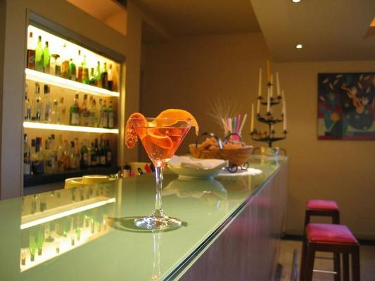 Art Hotel Museo - Prato - Bar