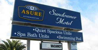 ASURE Sundowner Motel - Blenheim