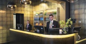 Thon Hotel Nidaros - Trondheim - Recepção
