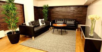 Forenom Aparthotel Helsinki Herttoniemi - Helsinki - Lounge