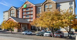 Holiday Inn Express Hotel & Suites Albuquerque Midtown - Albuquerque - Bygning