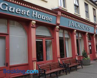 Jacksons Restaurant And Accommodation - Roscommon - Gebouw