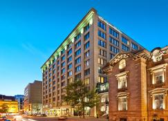 Le Square Phillips Hotel And Suites - Montreal - Edificio