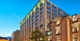 Le Square Phillips Hotel And Suites - Montreal - Building