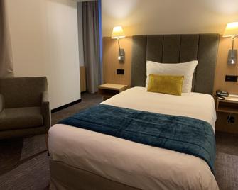 Astra Hotel Vevey - Веве - Bedroom