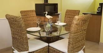 Siesta Sands Beach Resort - Sarasota - Comedor