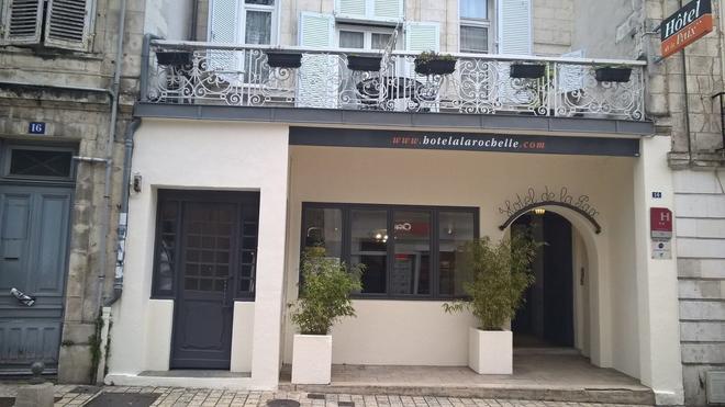 Hôtel De La Paix - La Rochelle - Building